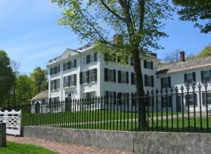 Historic New England's Barrett House