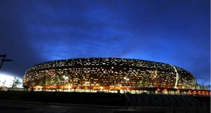 Soccer City Stadium Johannesburgh