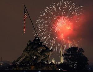 Fireworks-Washingont-DC