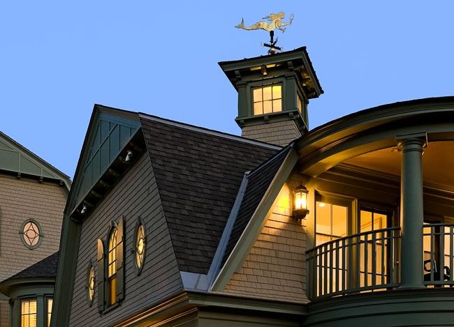 New Hampshire home design