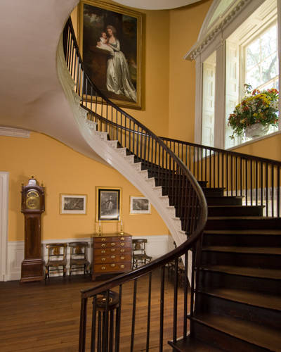 10 Eye Catching Staircase Designs For Unique Home Decor: History Lessons In Color & Home Design