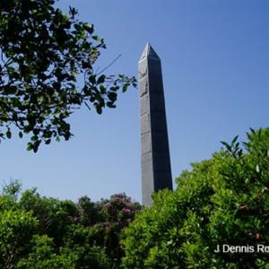Tucke Monument today on Star Island. Source: J. Dennis Robinson