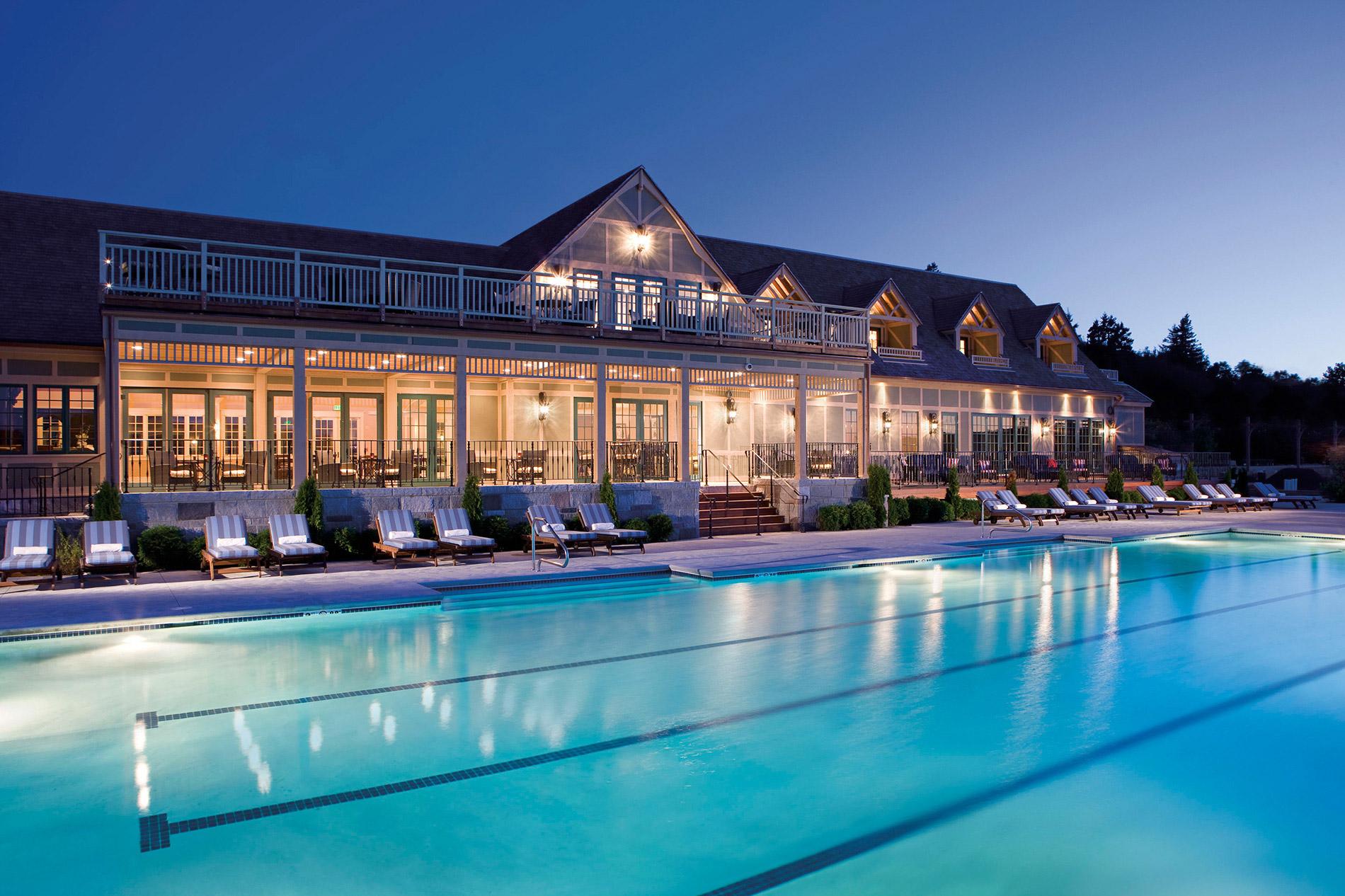 Bar Harbor Pool