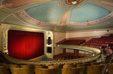 Visit The Music Hall This December for the Holidays