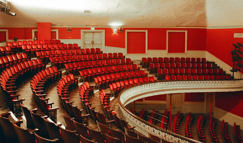 Music Hall Restoration Tms Architects