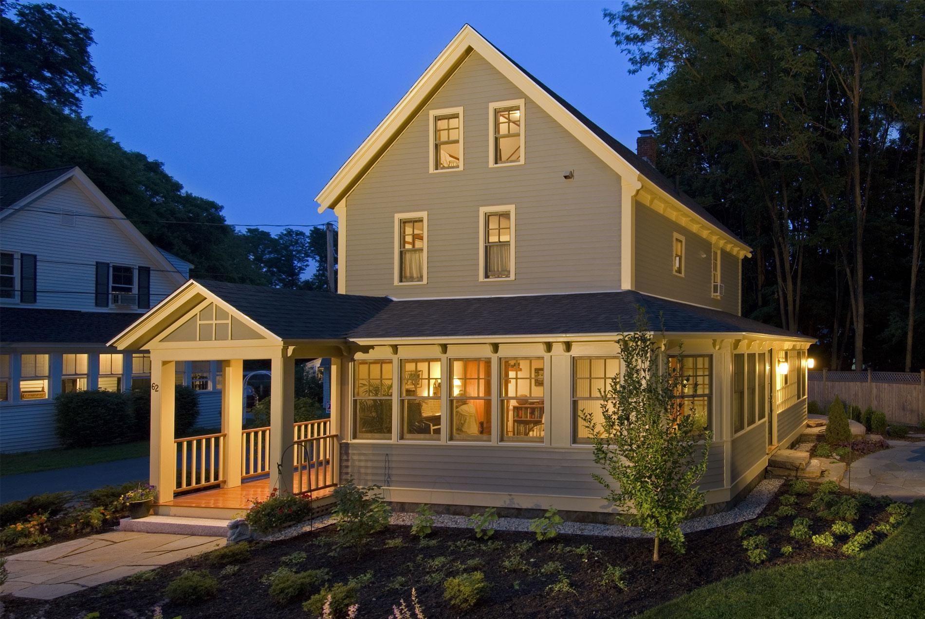 Cottage Revival