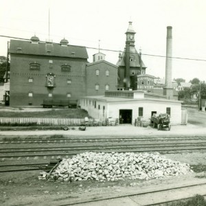 Eldredge Brewery:  Source: Strawbery Banke Museum