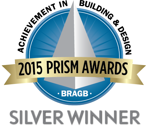 2015 Prism Logo SILVER WINNER