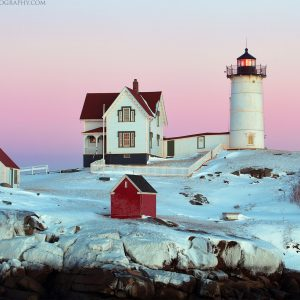 nubble-lighthouse-winter-portsmouth-nh-photography
