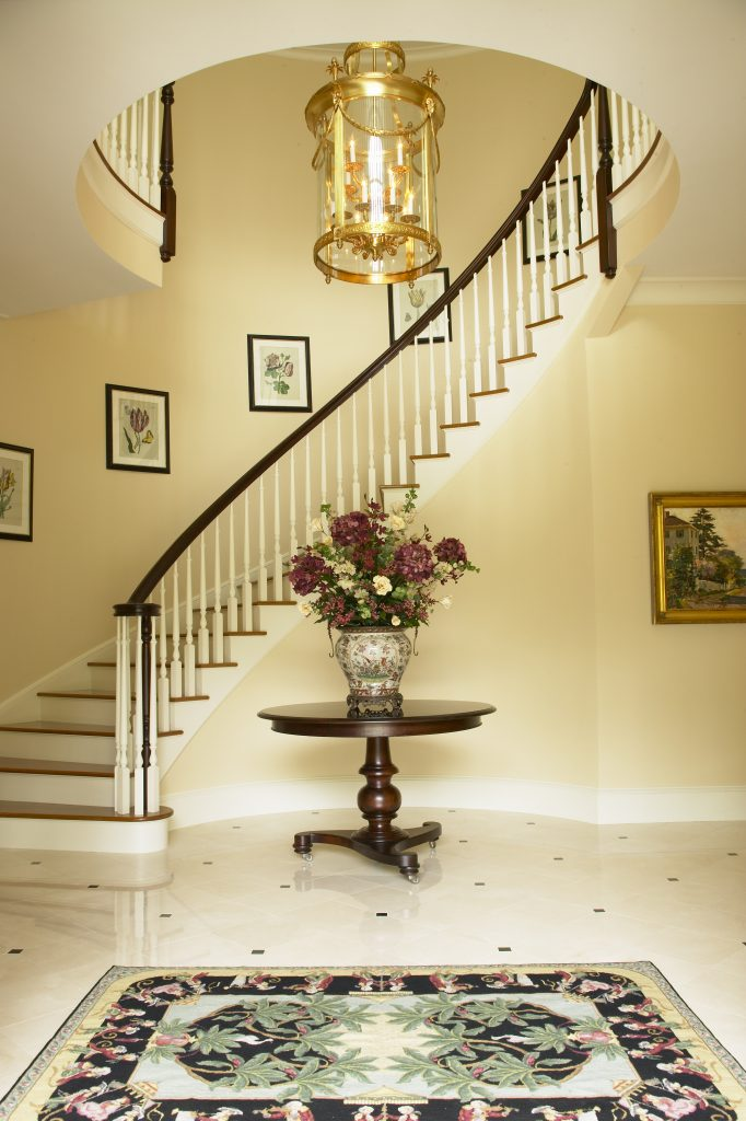 Making A Statement With A Spiral Staircase | TMS Architects